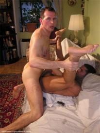 Paul Fucks Bobbys Ass from New York Straight Men