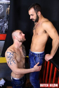 Isaac Eliad And Xavi Duran from Butch Dixon