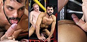Marcus Grey And Yago Grant from Uk Naked Men