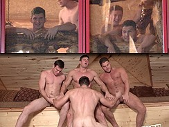 Winter Getaway Day 4 from Sean Cody