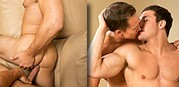 Brandon And Chase Bareback from Sean Cody