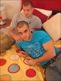 Aiden And Sebastian from Circle Jerk Boys