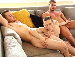 Big Dick Sunday from Next Door Buddies