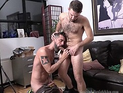 Body Beautiful Blowjob from New York Straight Men