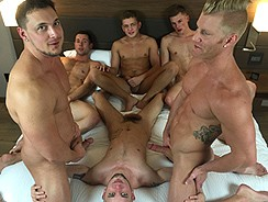 4th Of July Orgy from Jason Sparks Live