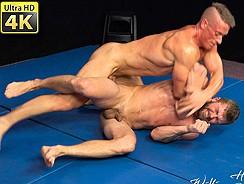 Tomas Vs Nikol Wrestling from William Higgins