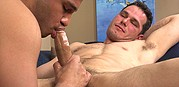 Big Str8 Cocks First Gay Suck from Chaos Men