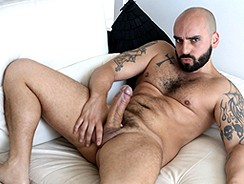Johnny Venture Bear Dick from Men Of Montreal