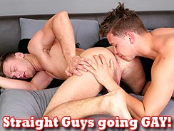 Brandon Evans And Tanner V from Broke Straight Boys