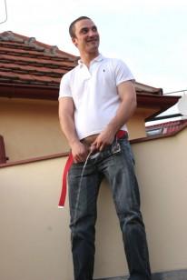 Marek from Boys Pissing