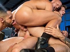 Guard Patrol from Raging Stallion