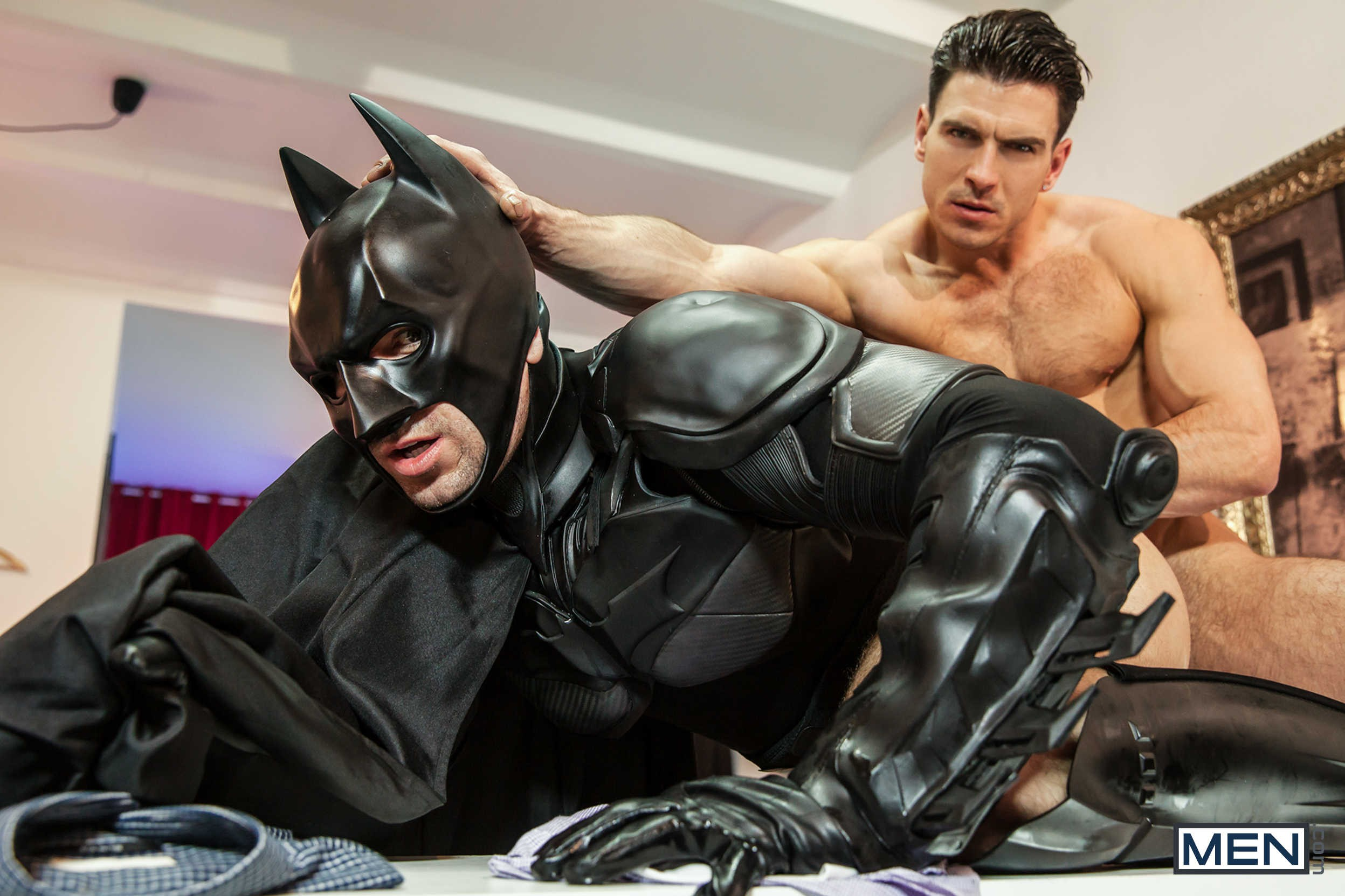 batman superman gay porno mama velika guza seks videa