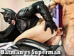 Batman Vs Superman Gay Porn from Super Gay Hero