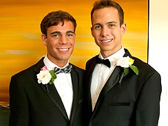 Prom Virgins from Next Door Twink