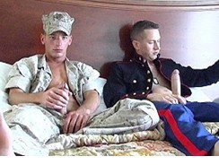 Travis And Trey from Active Duty
