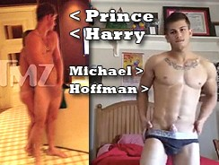 Prince Harry Naked from Famous Dick