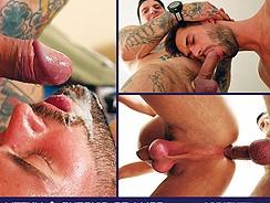 Ruben Litzky Antonio De Luca from Uk Naked Men