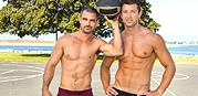 Shaw And Daniel Bareback from Sean Cody