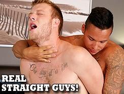 Antonio Ferrari And Benjamin from Broke Straight Boys