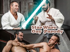 Star Wars 1 A Gay Xxx Parody from Super Gay Hero