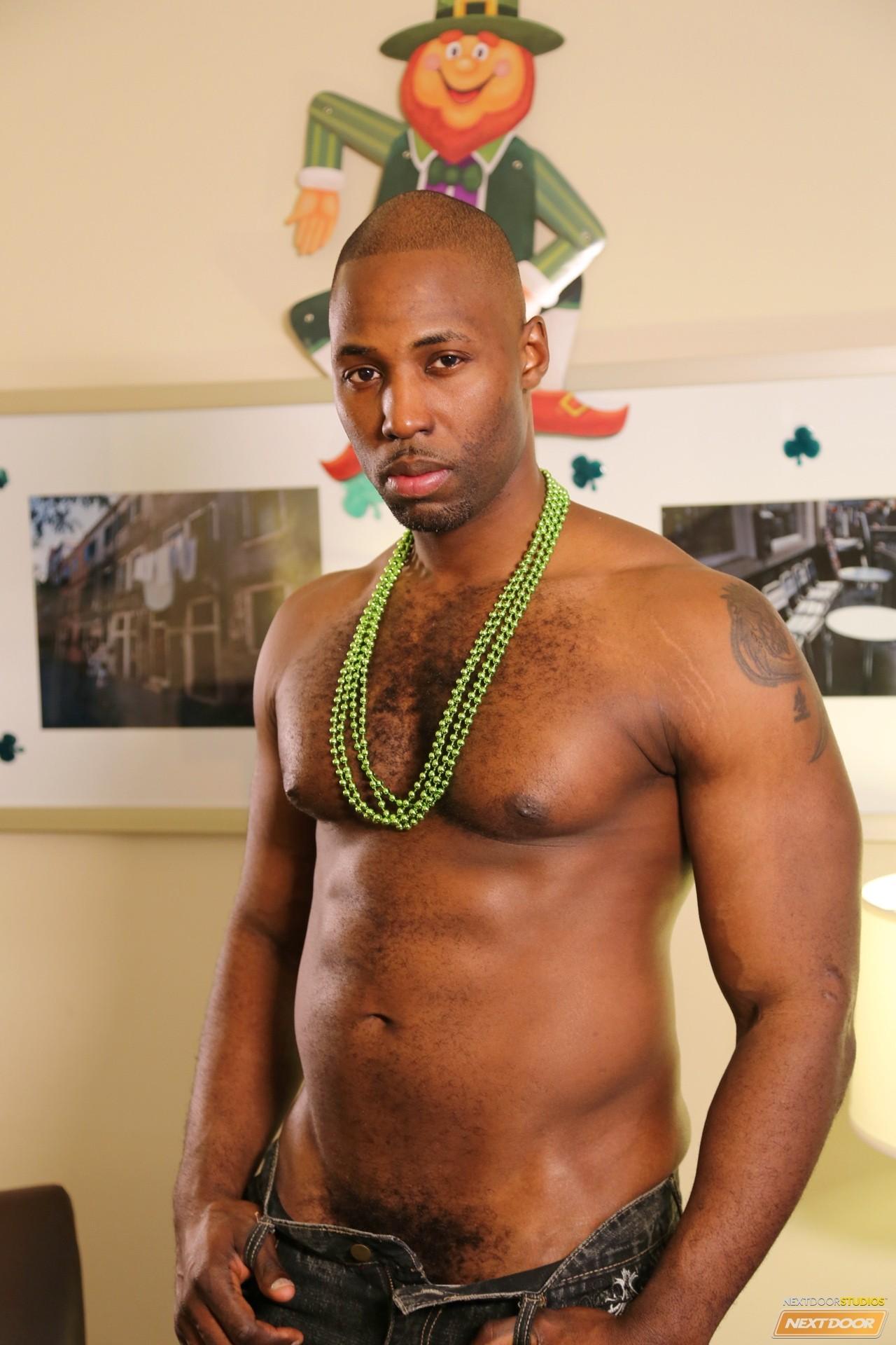 Ebony thug porn