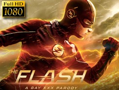 The Flash Gay Porn Parody 1 from Super Gay Hero