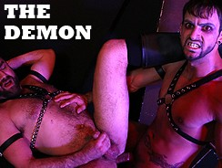 Demon Inside Halloween Porn from Pride Studios