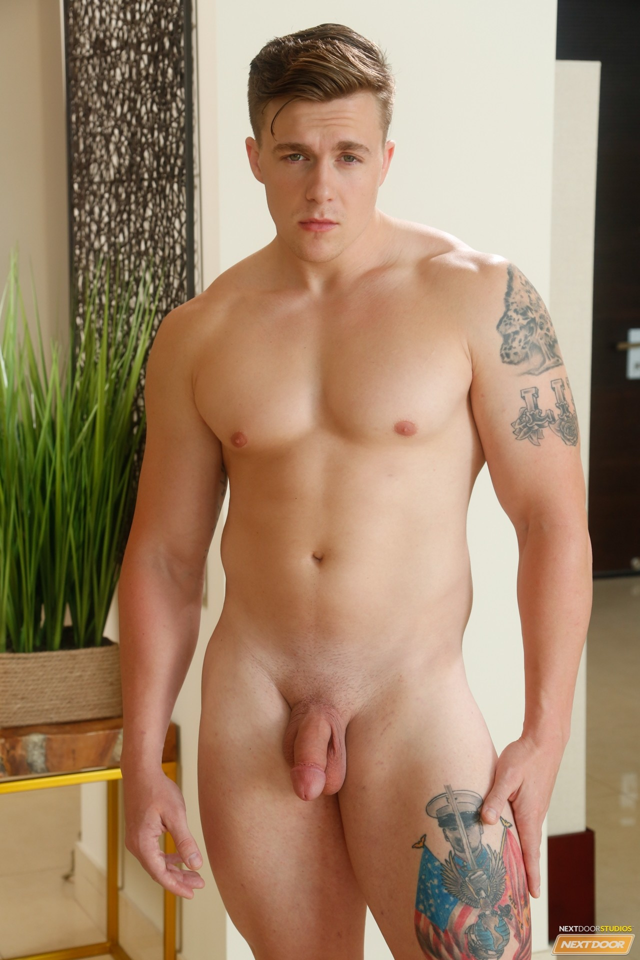 Nude guys next door