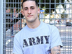 James Devlin from Active Duty
