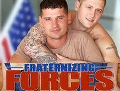 Fraternizing Forces from Active Duty