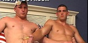 Hoss And Kody Activeduty from Active Duty