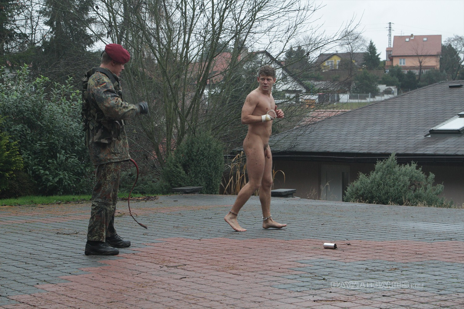 Something pictures of homosexual activities in wars pity