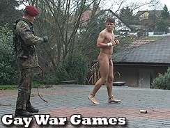 Homeless Day Gaywargames from Gay War Games