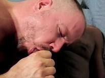 Hot Interracial Daddy Bear from Joeschmoevideos