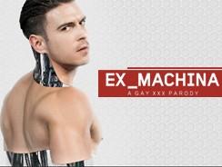 Ex Machina A Gay Porn Parody from Super Gay Hero