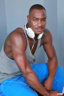 Gym Partners from Next Door Ebony