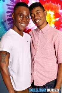 Tyrese Reed And Nicko from College Dudes