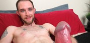 Blake Lee Squeezes One Out from Boy Gusher