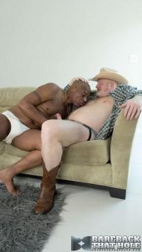 Rod Rockhard And Rusty Mcmann from Bareback That Hole