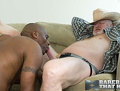 Rod Rockhard And Rusty Mcmann from Bareback That Hole
