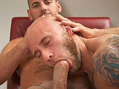 Hot Stuffin Girth Brooks from Men Over 30