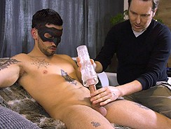 Need A Hand Dominic from Maskurbate