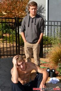Dakota Ford And Brody Lasko from Broke Straight Boys