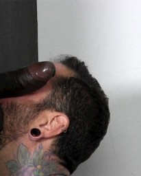 An Anonymous Gloryhole from Straight Fraternity