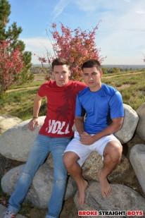 Ian Dempsey And Vadim Black from Broke Straight Boys