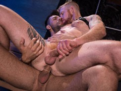Jack Vidra And Mick Stallone from Raging Stallion