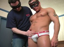 Chase The Ranch Hand from Maskurbate