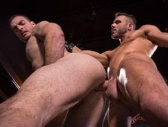 Two Dick Minimum from Raging Stallion