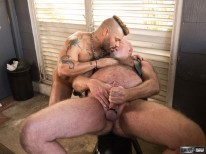 Chuck Colfier And Alejandro from Hairy And Raw