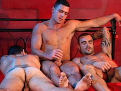 Paddy, Issac And Johnny from Uk Naked Men